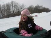 TUBING AT POWDER RIDGE (ages 4 and up)