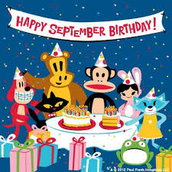 This week's September Birthdays