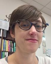 Rikki Steinmetz, Pleasantdale Middle School LRC director