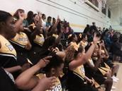 SWS Cheerleaders