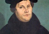 Martin Luther and his 95-Theses