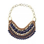 Indira Bib Necklace
