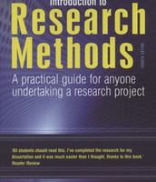 Books on research methodology