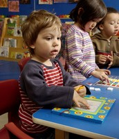 Classrooms for kindergardens