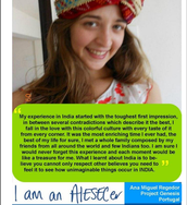 Ana from Portugal on how her experience helped her find a second family
