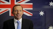 Our Prime minister (Tony Abbott )