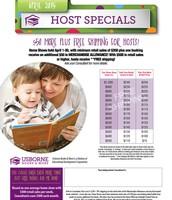 Your Hostess Rewards!!!