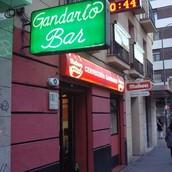 El restaurante por fuera