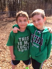 """""""Be Keen in Green""""- School Spirit day brings a sea of green"""