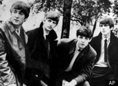 All the Beatles when they were young
