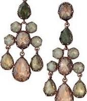 Estate Chandelier Earrings $25.00
