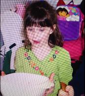 Me in pre-school!