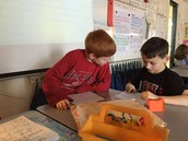 Writing and Sharing Division Stories