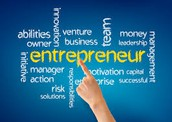 more about what an entrepreneur is