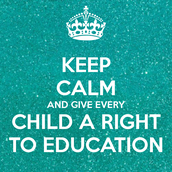 The right to education
