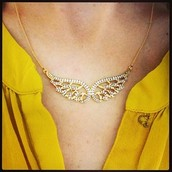 Belissimo Angelo Necklace - SOLD