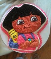 Dora the explorer!!!