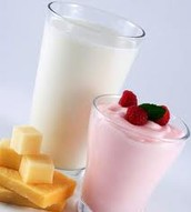 Milk, Yogurt, and Cheese