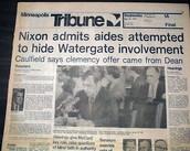 Information leaked