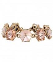 Amelie bracelet peach - £17.50