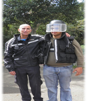 פעילות בשיתוף המשטרה