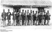 Northern Black Soldiers