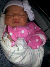 Welcome Baby Layla