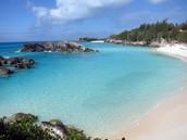 Beautiful day in Bermuda