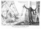 Collapse of the National Bank