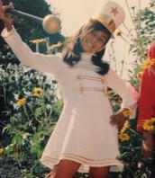 When I performed at a Parade in Mexico.