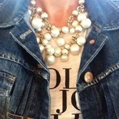 Pearls!  Perfect for holidays!