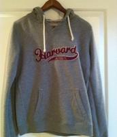 76. Campus Crew, Lg, Harvard Sweatshirt