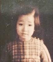 Adeline Yen Mah as a child