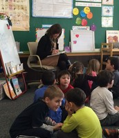 Turn and talk with Mrs. Clare