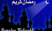 Ramadan- Holiday