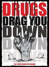 Drugs hurts people