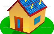 HOW DOES THE SOLAR PANEL GIVE ELECTRICITY