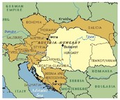 1908- Austria-Hungary annexed Bosnia