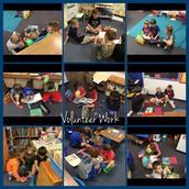 Volunteering in Younger Classrooms