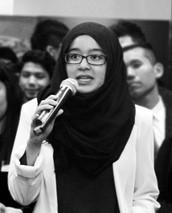 Meet Faridah