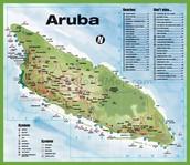 Where is Aruba