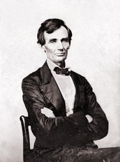 No One Wants To Be A Slave, Vote Today For Honest Abe!