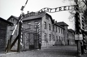 How is a death camp different from a concentration camp?