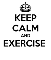Without exercise