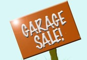 Hundreds of garage sales in one day!