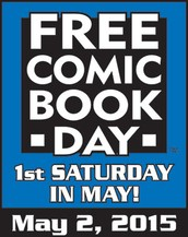 This Saturday is Free Comic Book Day!