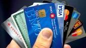 Multiple credit/debit cards