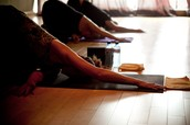 5:30pm - 6pm Welcome and Introduction to Yoga