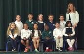 Miss Higgins' First Grade