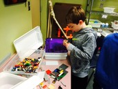 littleBits and Legos Go Together Beautifully!